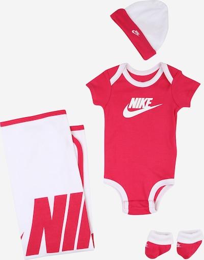 Nike Sportswear Komplet u roza / bijela, Pregled proizvoda