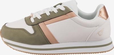 Lynfield Sneaker in beige, Produktansicht