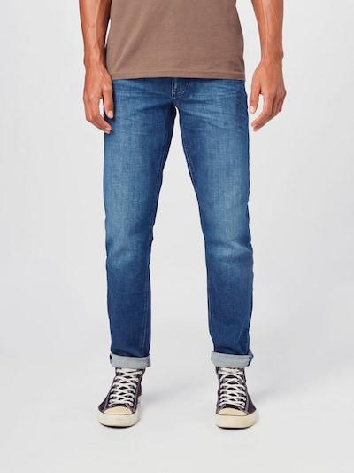 BRAX Jeans 'Chris' in blue denim, Modelansicht