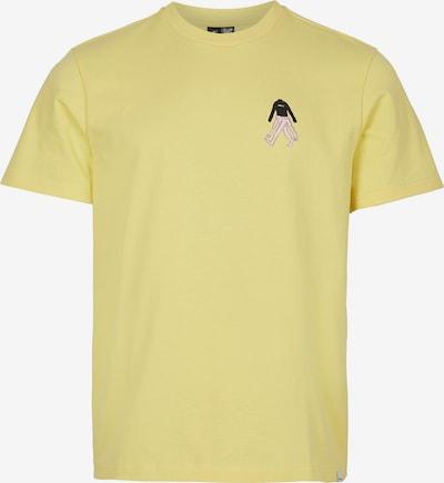 O'NEILL T-Shirt 'Pacific Ocean' in braun / gelb / schwarz, Produktansicht