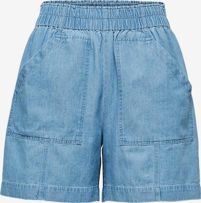 SELECTED FEMME Pantalon en bleu clair, Vue avec produit