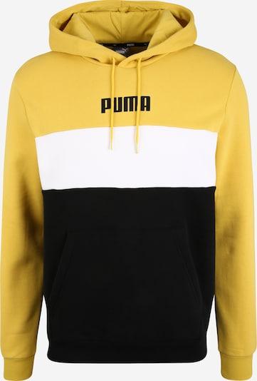 PUMA Športna majica | rumena / črna / bela barva, Prikaz izdelka