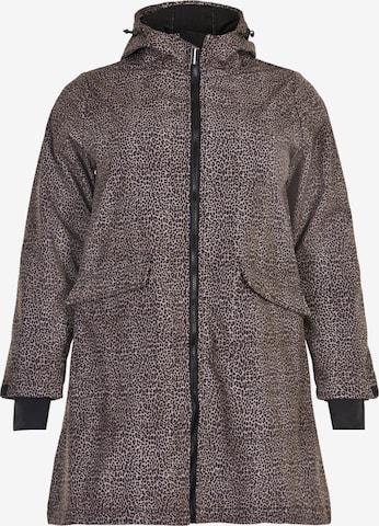 STUDIO Performance Jacket 'Lotte' in Brown