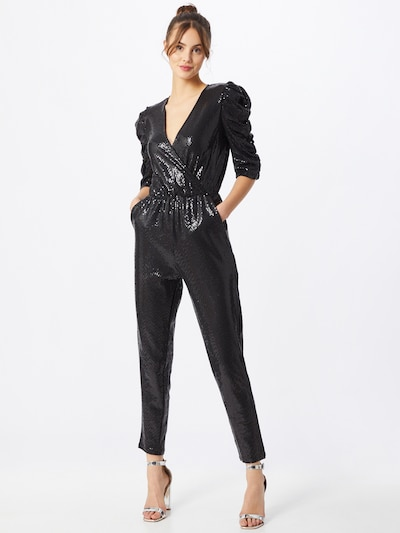 Gina Tricot Kombinezon u crna, Prikaz modela