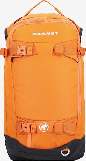 MAMMUT Sportrucksack 'Nirvana 25' in orange / schwarz / weiß, Produktansicht