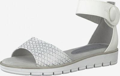 Sandalo MARCO TOZZI di colore argento / bianco, Visualizzazione prodotti