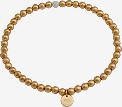 ESPRIT Bracelet en jaune d'or / blanc perle, Vue avec produit