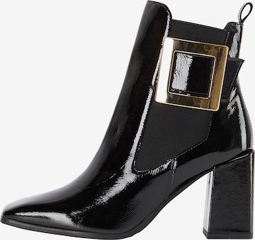 FELIPA Chelsea Boots in Black