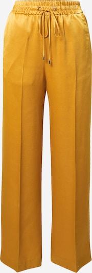 River Island Pantalon à plis en jaune, Vue avec produit