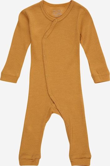 Hust & Claire Schlafanzug in dunkelgelb, Produktansicht