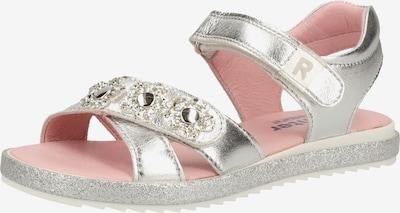 RICHTER Sandalen in de kleur Zilver, Productweergave