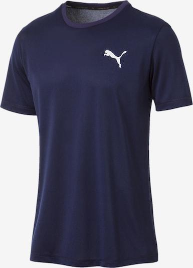 PUMA Functioneel shirt in de kleur Kobaltblauw, Productweergave