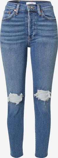 RE/DONE Jeans in blue denim, Produktansicht