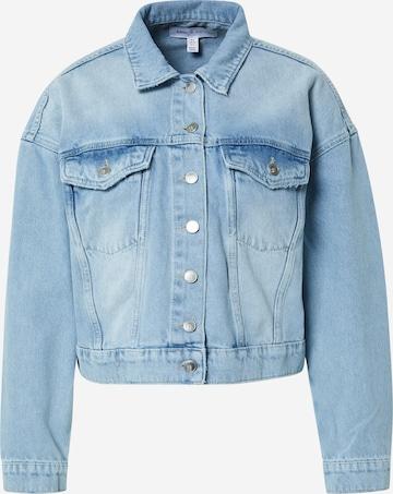 NU-IN Overgangsjakke i blå