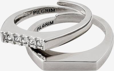 Pilgrim Pierścionek 'Radiance' w kolorze srebrnym, Podgląd produktu