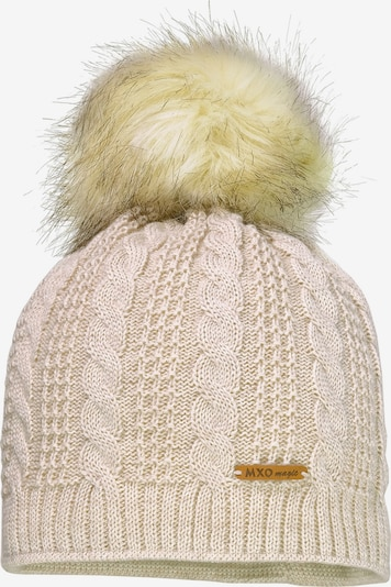 Megzta kepurė 'Sina' iš MAXIMO , spalva - smėlio, Prekių apžvalga