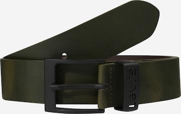 LEVI'S Belt 'ASHLAND' in Green