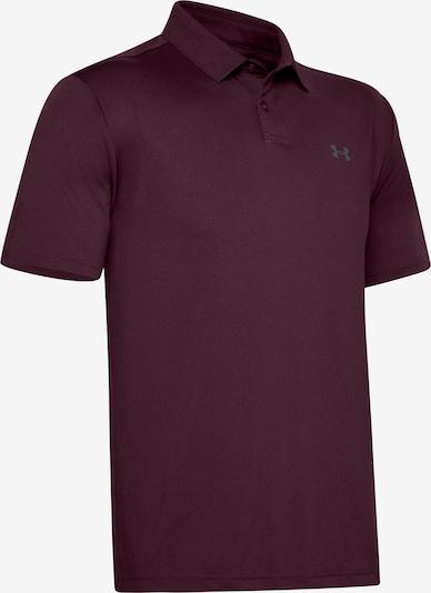UNDER ARMOUR Functioneel shirt in de kleur Bordeaux, Productweergave