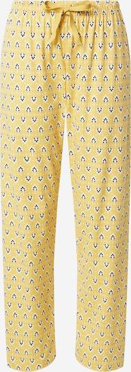 CALIDA Pyjamahousut värissä keltainen / sekavärit, Tuotenäkymä