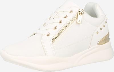 ALDO Sneaker 'Frelidda' in gold / weiß, Produktansicht