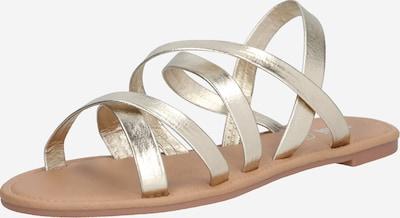 rubi Remienkové sandále - zlatá, Produkt