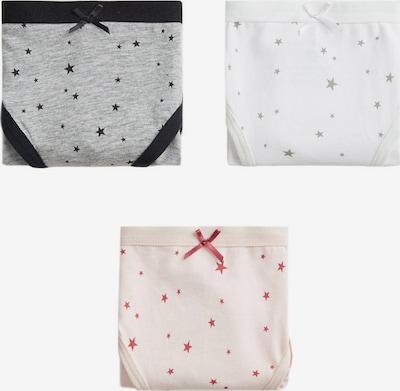 MANGO KIDS Spodnjice 'SUZAN' | siva / roza / svetlo roza / črna / bela barva, Prikaz izdelka