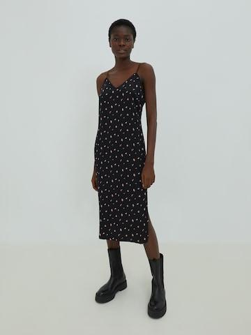 EDITED Kleid 'Salma' in Schwarz