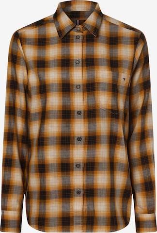 TOMMY HILFIGER Bluse in Mischfarben