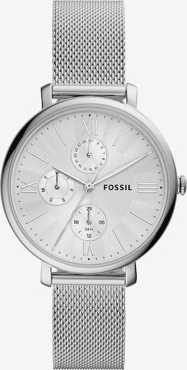 FOSSIL Analoog horloge in de kleur Zilver, Productweergave