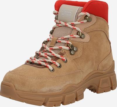 CAMEL ACTIVE Boots in braun / rot, Produktansicht