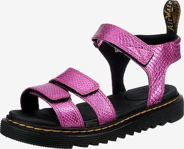 Dr. Martens Sandale in Pink