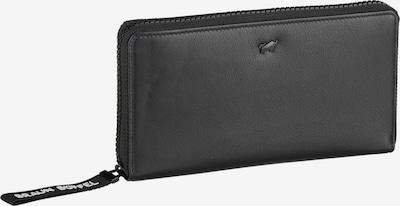 Braun Büffel Portemonnaie ' Capri 44555 ' in schwarz, Produktansicht