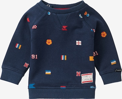Noppies Sweatshirt 'Sprongerdorp' in navy / gelb / rot, Produktansicht