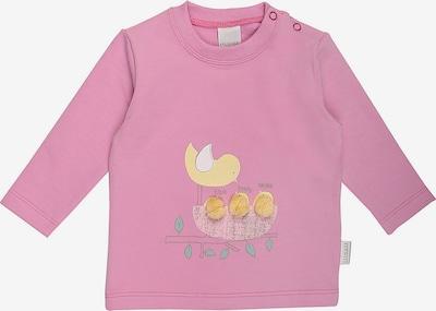 Stummer Sweatshirt in mischfarben / pink, Produktansicht