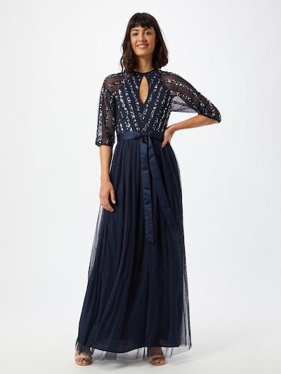 Maya Deluxe Společenské šaty - námořnická modř, Model/ka
