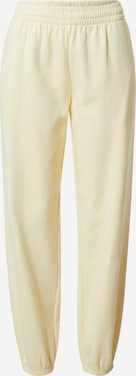 WEEKDAY Pantalón 'Corinna' en amarillo claro, Vista del producto