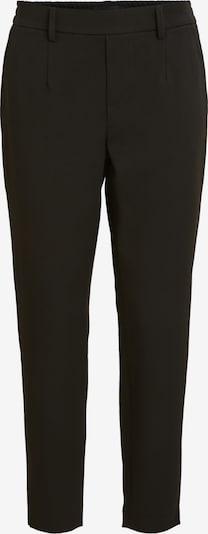 Pantaloni con pieghe 'Lisa' OBJECT di colore nero, Visualizzazione prodotti