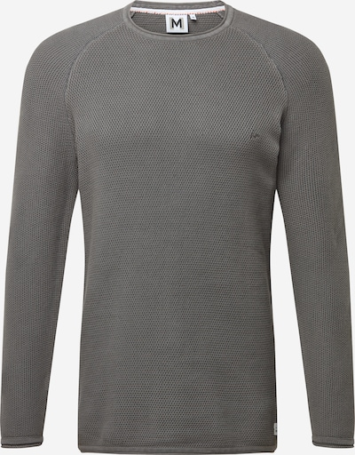 Hailys Men Sweater 'Sammy' in dark grey, Item view