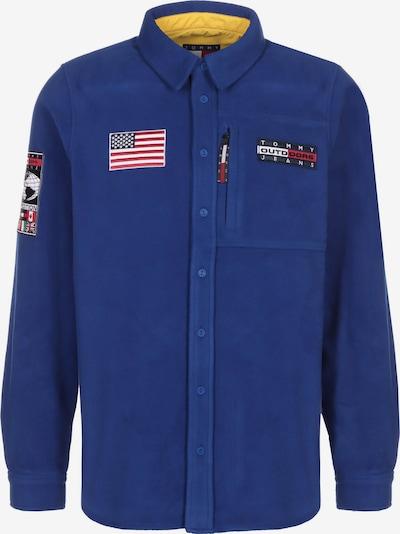 Tommy Jeans Hemd 'Expedition' in kobaltblau / gelb / mischfarben, Produktansicht