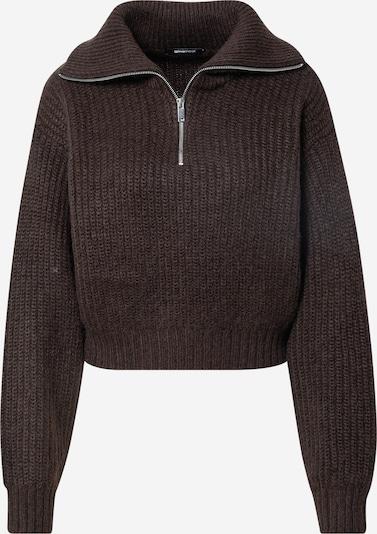 Megztinis 'Leslie' iš Gina Tricot, spalva – tamsiai ruda, Prekių apžvalga