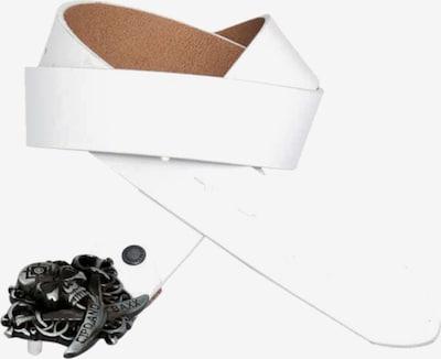CIPO & BAXX Gürtel in weiß, Produktansicht