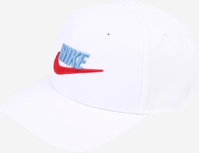 Nike Sportswear Cap 'FUTURA PRO' in blau / rot / schwarz / weiß, Produktansicht