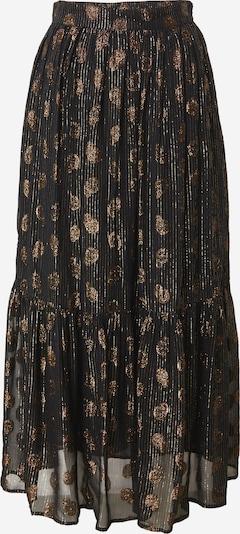 Bizance Paris Suknja u smeđa / crna, Pregled proizvoda