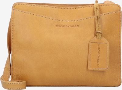 Amsterdam Cowboys Umhängetasche 'Rye' in goldgelb, Produktansicht