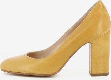 Escarpins EVITA en jaune