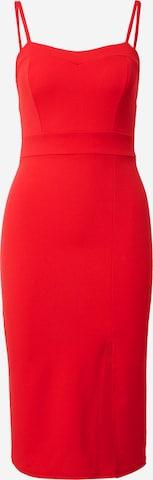 Robe de cocktail 'Vera' WAL G. en rouge