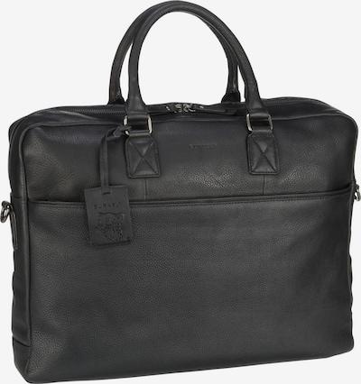 Burkely Aktentasche in schwarz, Produktansicht