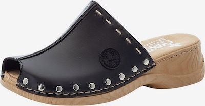 RIEKER Pantofle - černá, Produkt