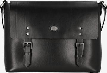 Porte-documents The Bridge en noir