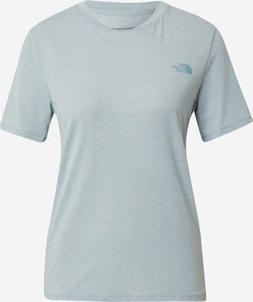 THE NORTH FACE Performance Shirt in Blue